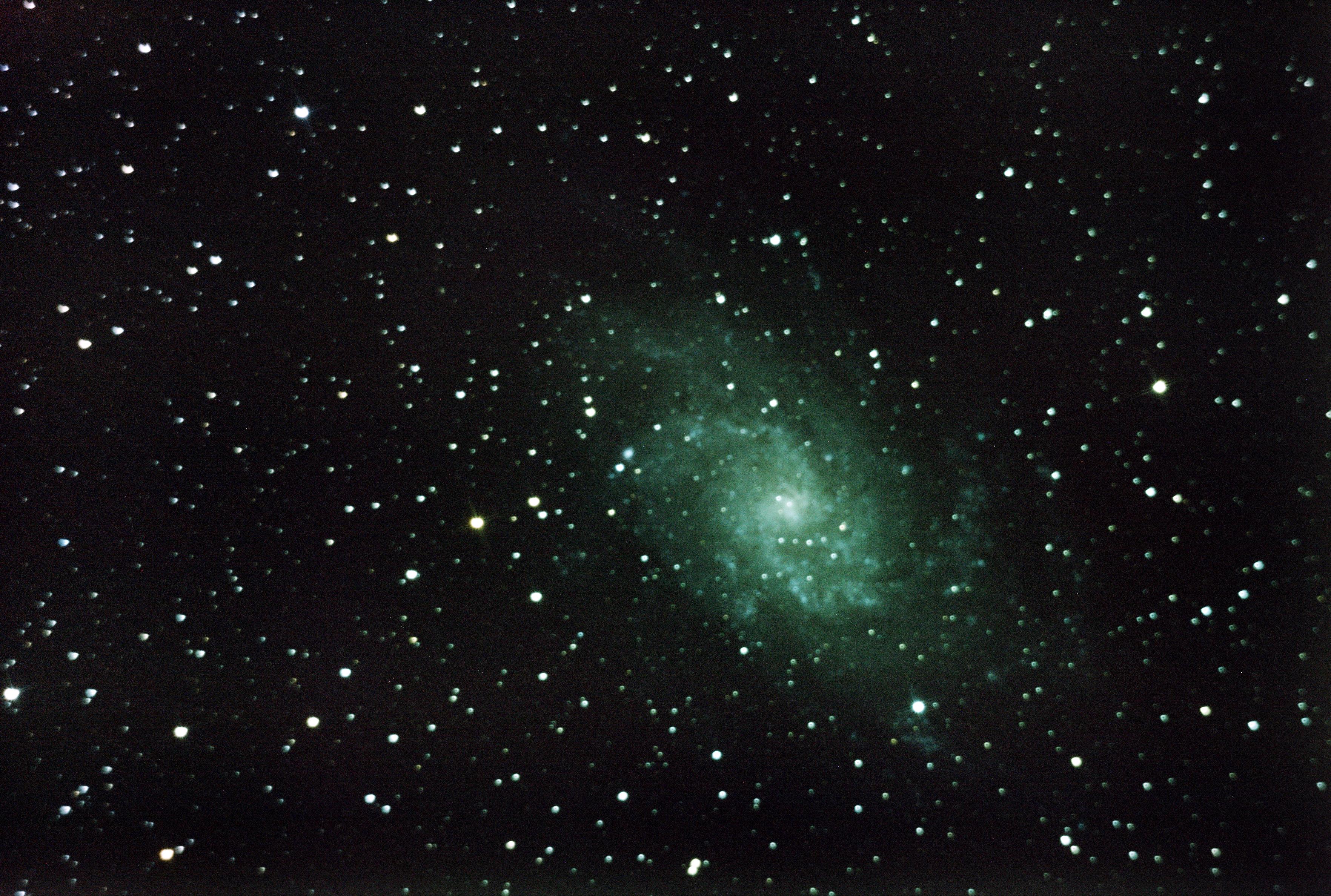 M33, La Galaxie du Triangle M33a0010r