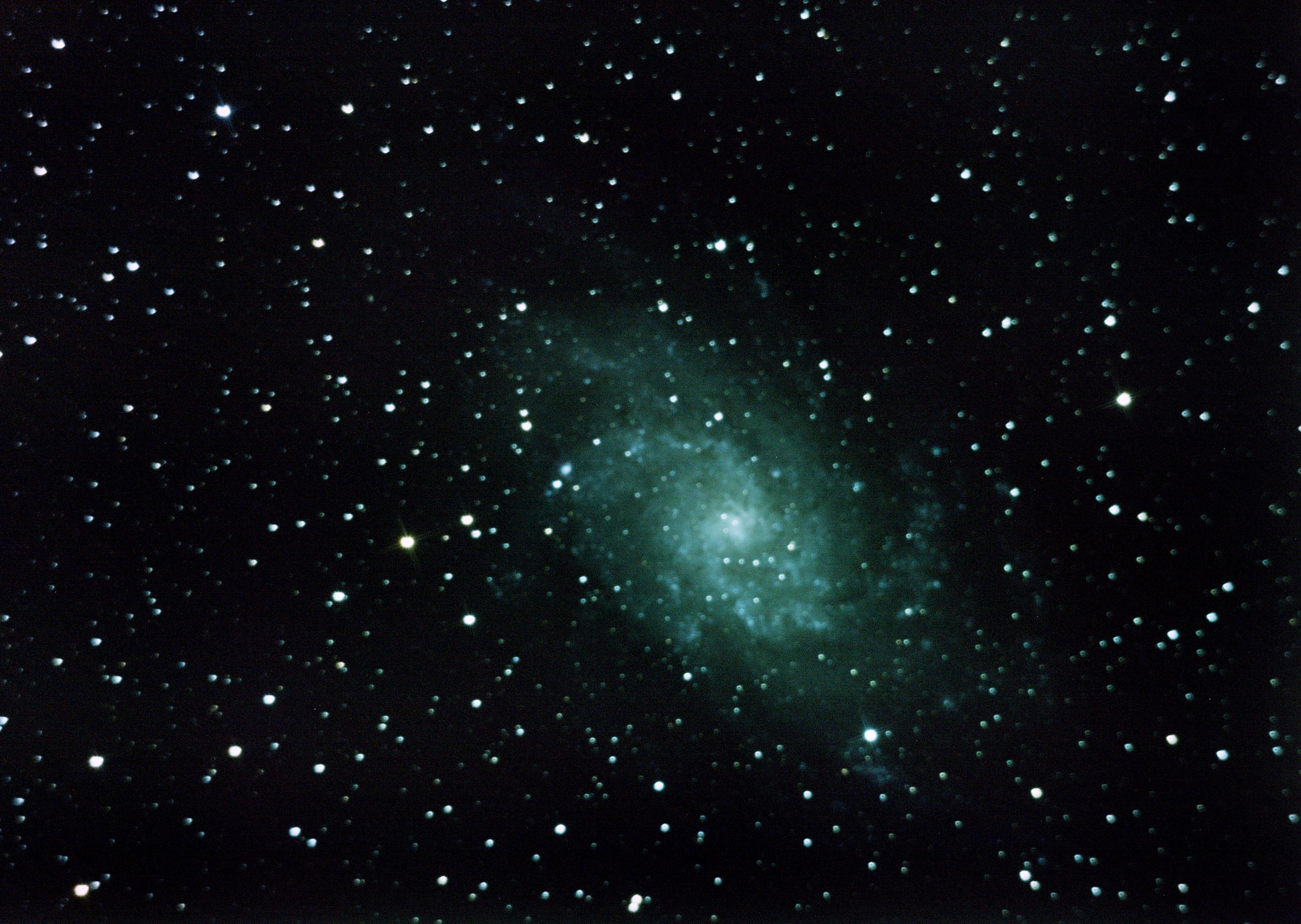 M33, La Galaxie du Triangle M33b0010r