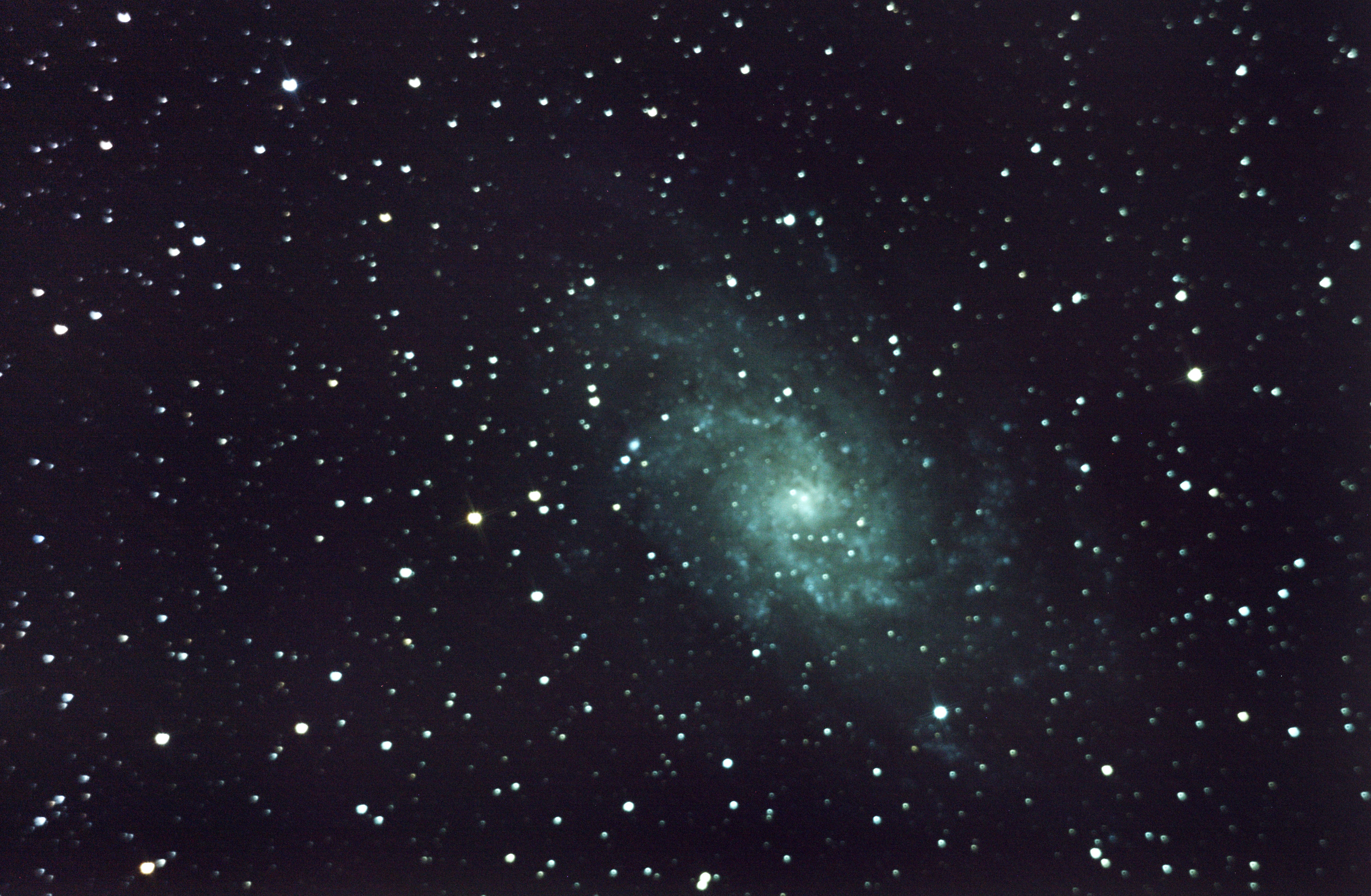 M33, La Galaxie du Triangle M33cd0010r