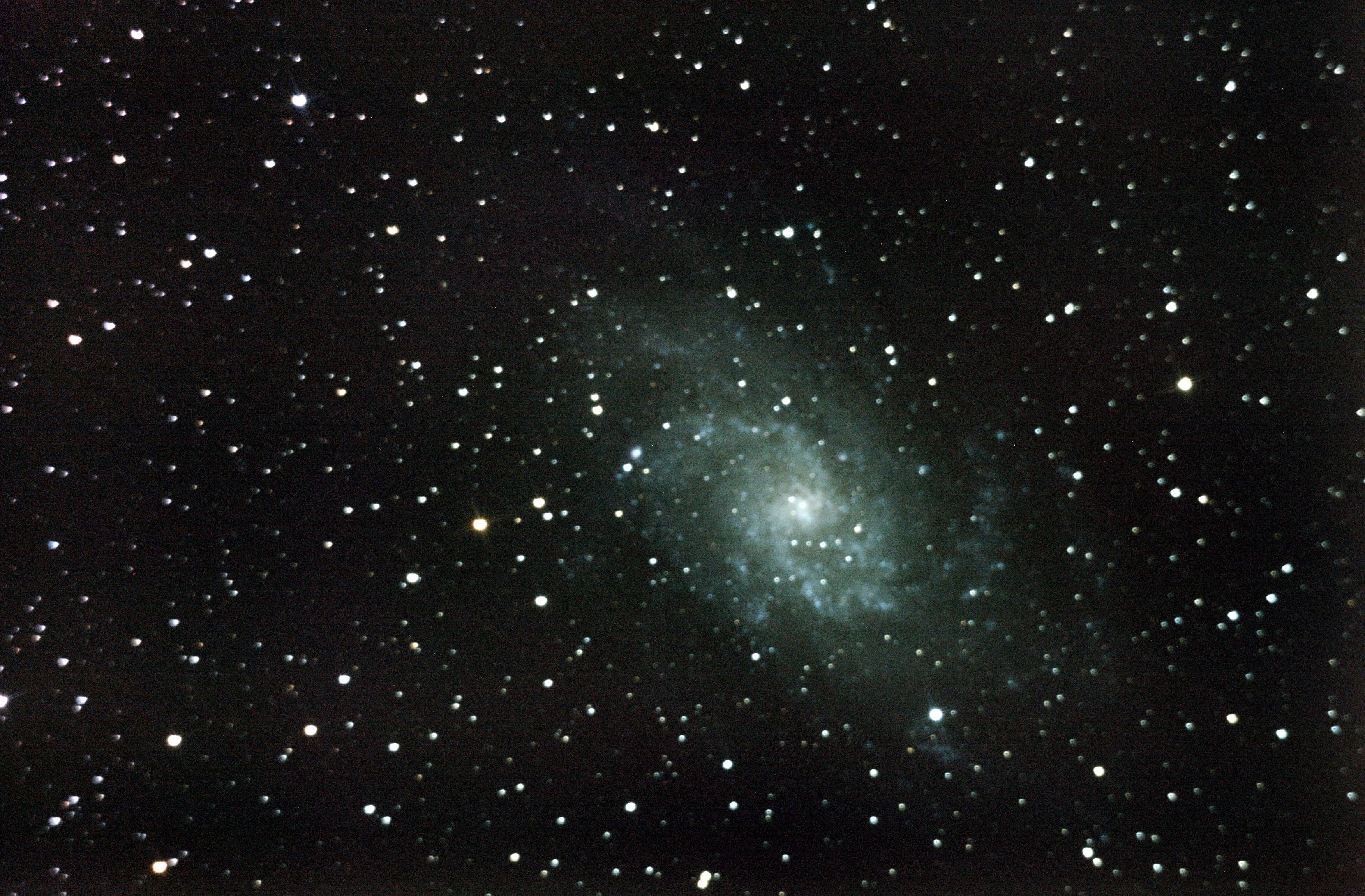 M33, La Galaxie du Triangle M33e0010r